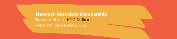 Network Associate Membership now includes £10 million PPL insurance