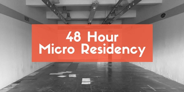 48 Hour Micro Residency Winners