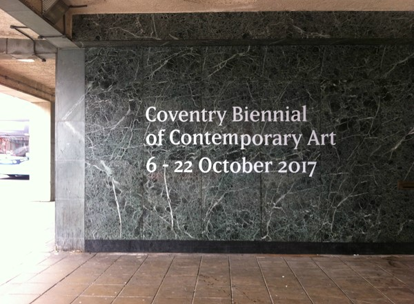 The Future: Coventry Biennial of Contemporary Art
