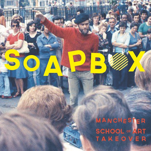 Get It Done - Soapbox event