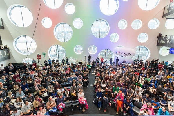 Mozfest 2015: Chaos, creativity, collaboration