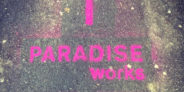 Paradise Works Instagram Takeover