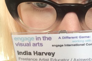 engage International Conference: India Rose Harvey reports