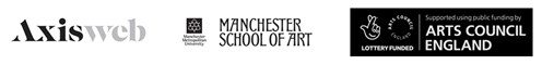 Axisweb ACE Manchester Met logos