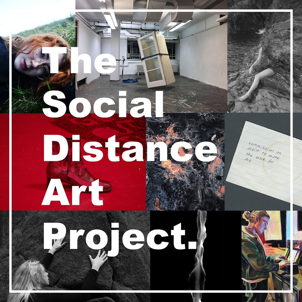 The Social Distance Art Project