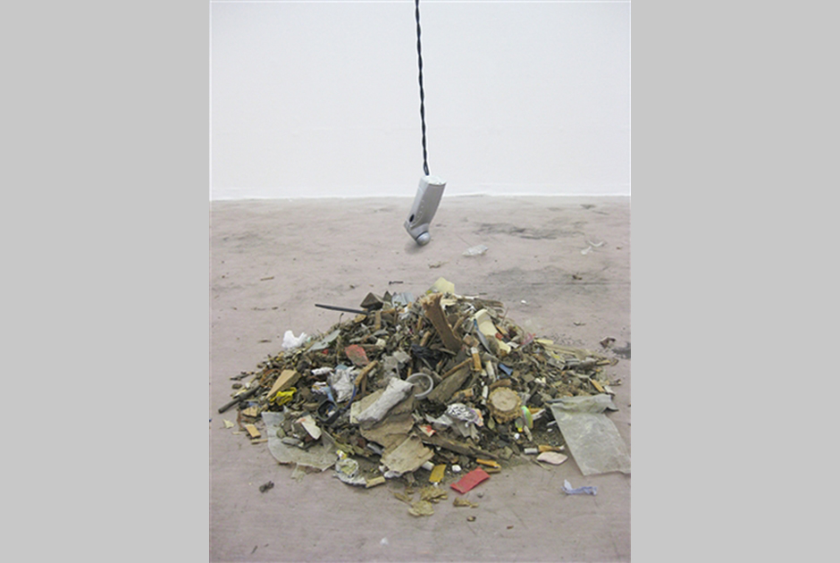 Curated Selection Prize 2013: Rubbish, curated by Alice Bradshaw