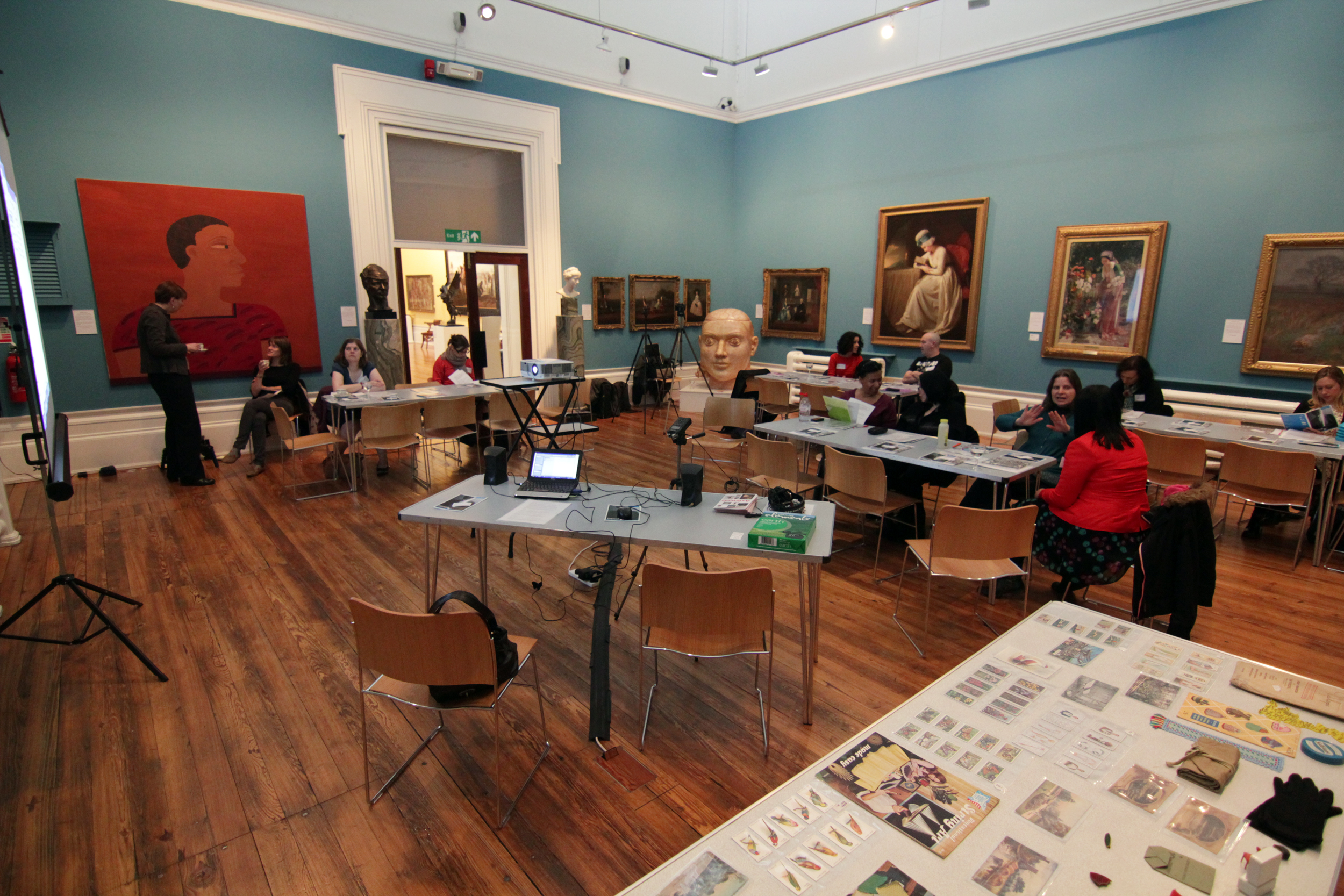 Artists And Museums The Collecting And Archiving Impulse