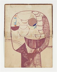 Sally Taylor, Confused Head 27, 2014