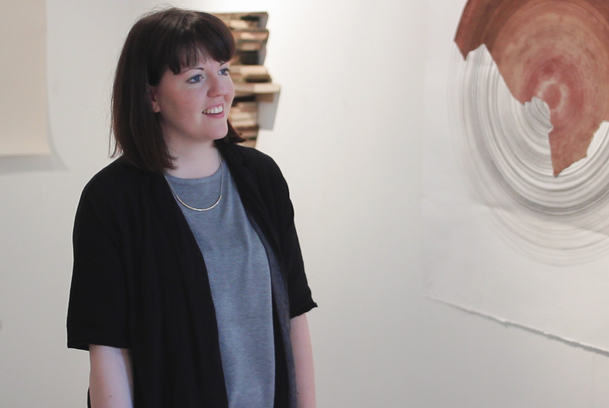Evelyn Broderick wins MAstars Film Prize 2014