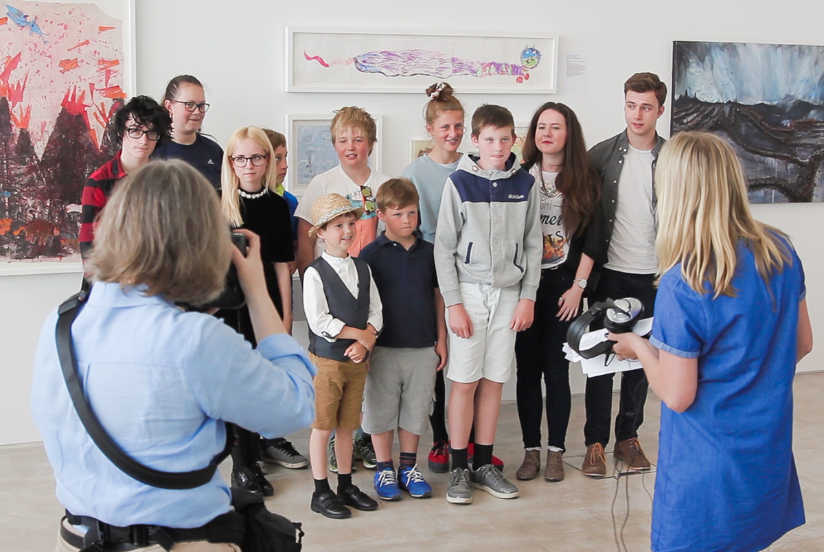 Generation ART: Young Artists on Tour
