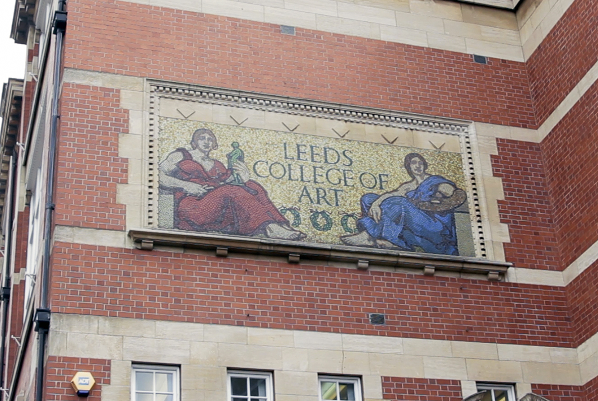 Art and the City - Leeds College of Art