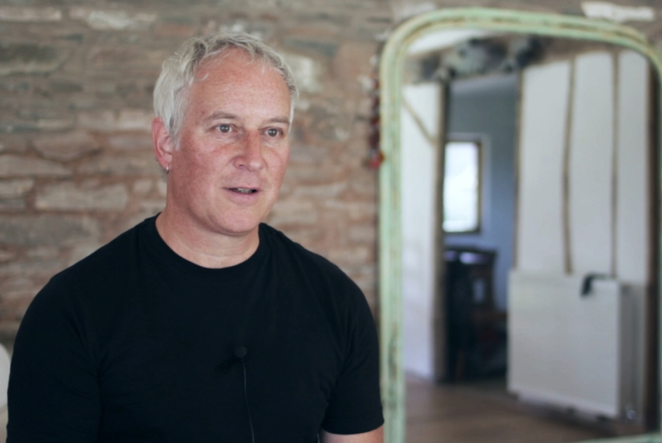 Axisweb films: Mark Houghton interview