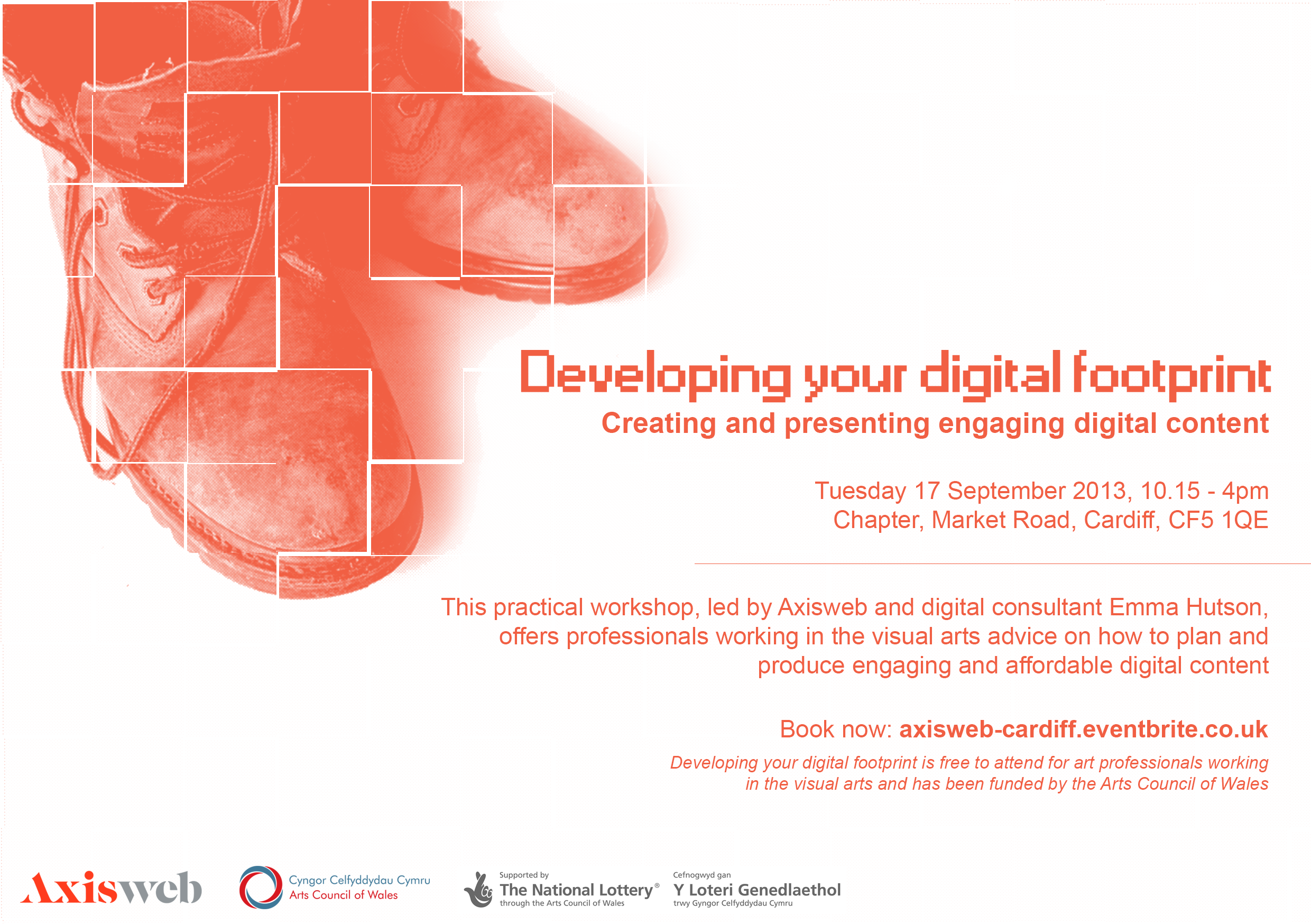 Developing your Digital Footprint: Creating and presenting engaging digital content