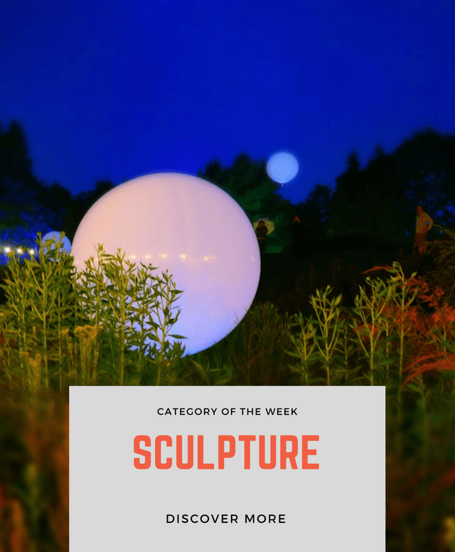 CATEGORY OF THE WEEK SCULPTURE